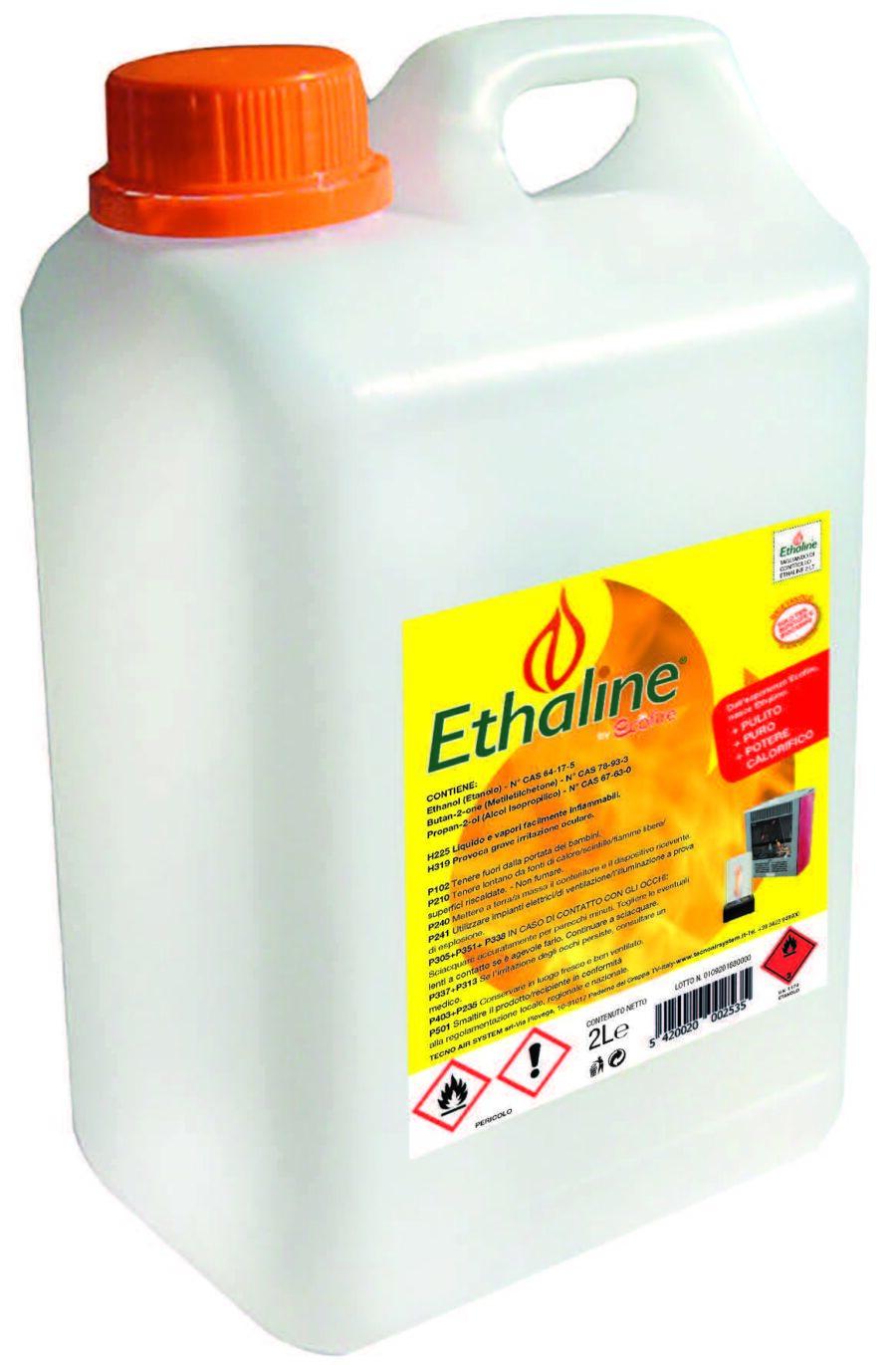 bioetanolo 2 lt