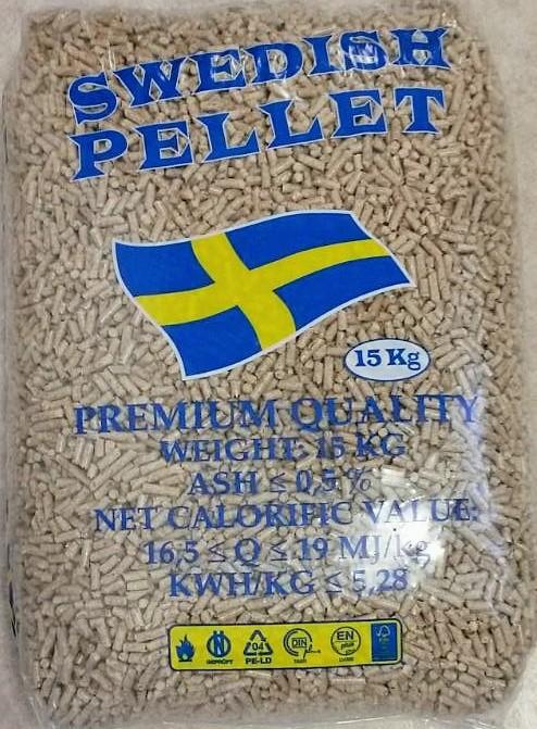 SWEDISH PELLETS