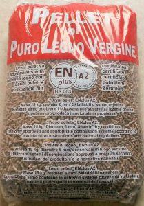 energy pellets