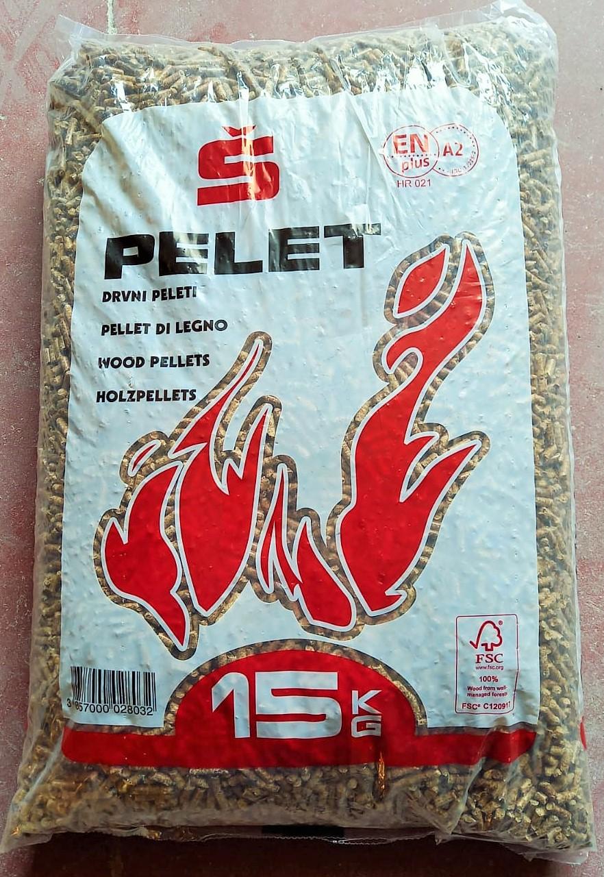 S pellets