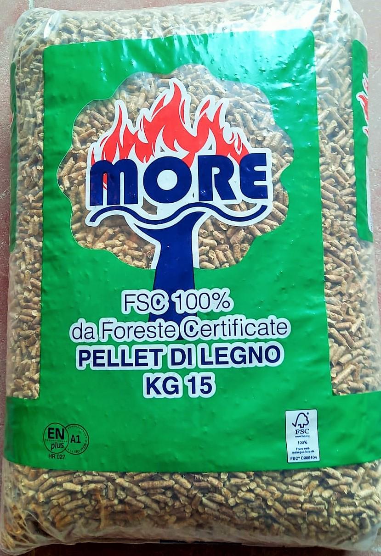 pellets more