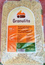 pellets granulita